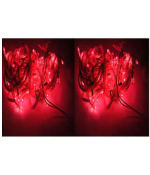 Bi Tec Pink Fairy Light 9 Meter (29 Feets) Set Of 2