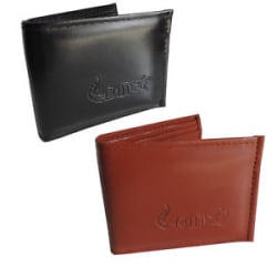 Elgator Men s Black And Tan Colour Wallet Combo (Blk-Tanwallet)