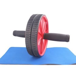 Inditradition Ab Wheel Tummy Trimmer Exercise Wheel For Body Workout