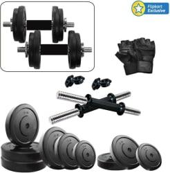 KRX PVC 8 KG DMCOMBO 3 Home Gym Kit