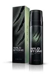 Wild Stone Iron Deodorant, 120ml