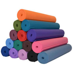 Yoga Mat 3MM For exercise Fitness,Meditation,Yoga,GYM Workout