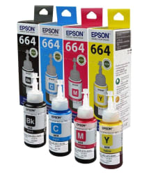Epson T664 Original Multicolor Ink