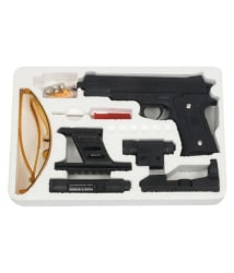 DWIZA Sutaer Saft Gun With Accessories and Glasses