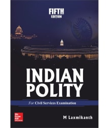 Indian Polity (Paperback) (English)