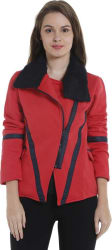 Campus Sutra Full Sleeve Solid Women s NA Jacket