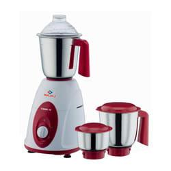 Bajaj 750W Classic Mixer Grinder (White/Red)