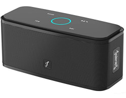 Juarez Acoustics Beast JAB900 Wireless Bluetooth V4.0 Portable Speaker, HD Sound, Touch Control and Bass (Black)