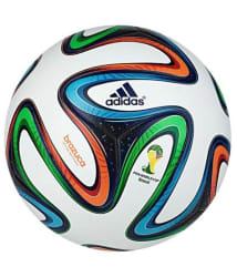 Adidas Brazuca Fifa 2014 World Cup (Size 5) Football