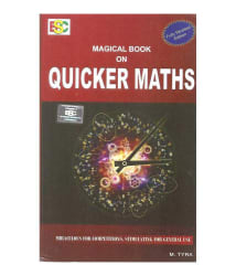 Magical Book On Quicker Maths Paperback (English) 2013