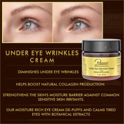 Rococo Under Eye Wrinkles Cream With Botanical Extracts 0.5 Oz / 15 Ml (15 ml)