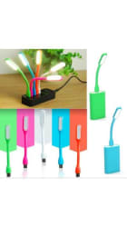 USB Portable LED Light Mini Lamp