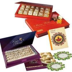 Bikanervala Diwali Special Mewabite With Kaju Katli