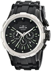 Invicta I-Force Analog Black Dial Men s Watch - 16975