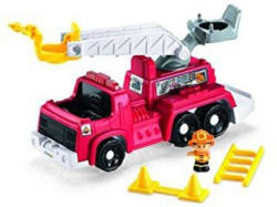 Fisher-Price Michael And His Rescue Rig (Pink)