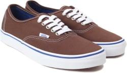Vans Authentic Sneakers For Men (Brown)