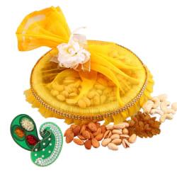 Creativity Centre Diwali Bhai Dooj Treat With Dryfruits