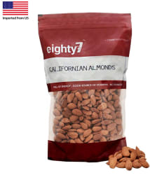 Eighty7 Californian Almonds (900 grams)