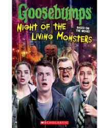 Goosebumps The Movie: Night Of The Living Monsters Paperback (English) 2015