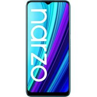Shopclues offers on Mobiles - Realme Narzo 30A (32 Gb 3 Gb Laser Blue)
