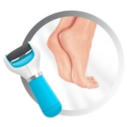 Details about Velvet Smooth Pedi Perfect Pedicure Electronic Foot File
