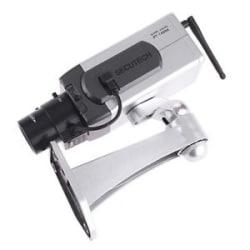 Dummy Fake Security CCTV Camera with Motion Detection Sensor