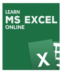 Learn MS Excel 2010 E-certification Online Course from Beginner to Advanced Level (52 Video Lectures, 36 PDF s)