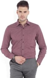 Arrow Men s Printed Formal Spread Shirt