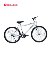 HI-BIRD Robust White 26T Mountain Adult Bicycle