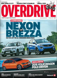 Overdrive (English, 1 Year)