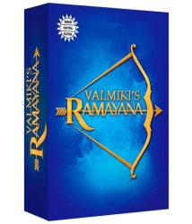 Valmikis Ramayana : Bal Kanda, Ayodhya Kand, Aranya Kand, Kishkindha Kand, Sundara Kanda, Yuddha Kand