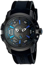 Titan HTSE 3 Analog Black Dial Men s Watch - 1630NP01