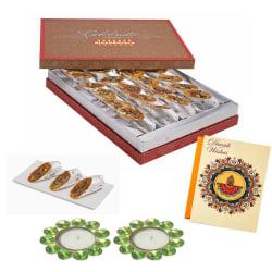 Bikanervala Diwali Special Kaju Anjeer Roll