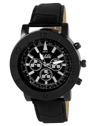 Addic analogue black Dial Men s Watch