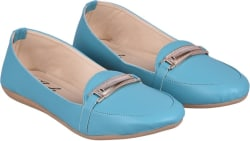 Jade Loafers For Women (Green)