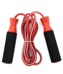 Sunley 8 ft Skipping Ropes Gym Accessories/ Gym Essentials