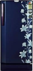 Godrej 190 L Direct Cool Single Door 3 Star Refrigerator (Jasmine Blue, RD EDGE PRO 190 CT 3.2)