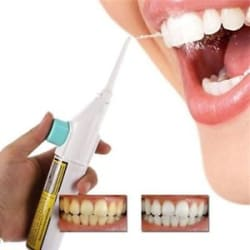 Portable Air Dental Hygiene Floss Oral Irrigator Dental Water Jet Cleaning