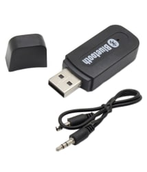 Hayman Portable Usb Bluetooth Audio Music Receiver Dongle Adapter Car Mobile Speaker