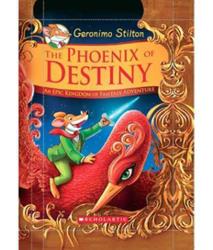 Geronimo Stilton And The Kingdom Of Fantasy Se: The Phoenix Of Destiny Hardcover (English) 2015