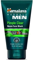 Himalaya Men Pimple Clear Neem Face Wash (100 ml)