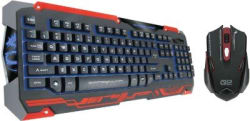 DRAGON WAR GKM-001 SENCAIC KEYBOARD & MOUSE COMBO SET