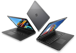 Dell Inspiron 15-3567 15.6-inch Laptop (Core i3 6th Gen -6006U/4GB/1TB/Integrated Graphics) comes with Ubuntu OS.