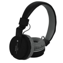 SH12 Foldable Bluetooth Headphone With Mic and SD Card Slot