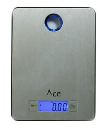 Details about Ace V-01 Digital Electronic Kitchen Weighing Scale 5Kg/1Gm