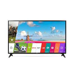 LG 55LJ550T 139cm (55inch) Full HD LED Smart TV (2017 Edition)