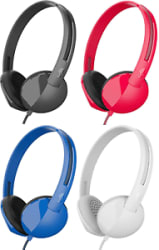 Details about Original Skullcandy S5LHZ Anti Stereo Headphones On the Ear