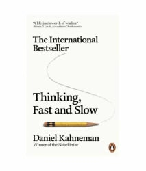 Thinking, Fast And Slow (Paperback) (English)