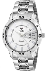 2038-WH Day and Date Watch - For Men