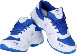Knight Ace Sports Running Shoes For Men (White)